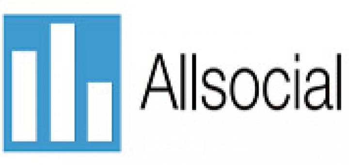 Allsocial - сервис для просмотра статистики сообществ во ВКонтакте
