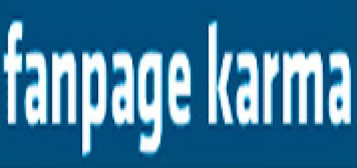 Fanpage Karma - сервис подробного анализа личной страницы в Фейсбук