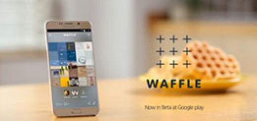 Samsung представил Waffle, аналог Instagram