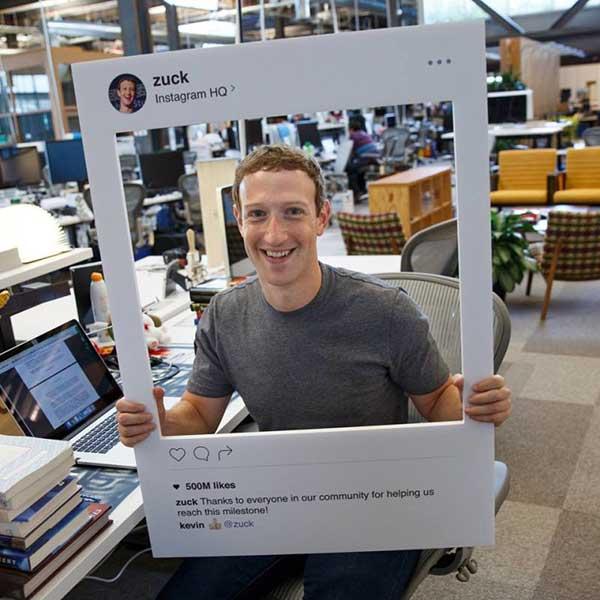 Паранойя Марка Цукерберга