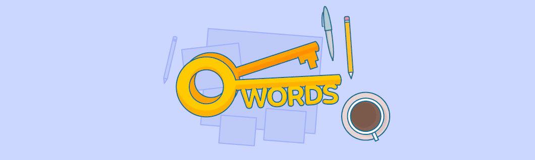 Анализ ключевых слов конкурента